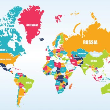 CAF World Giving Index - World Map