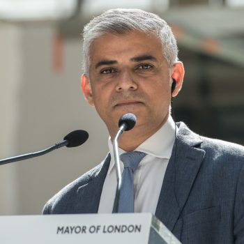 Mayor of London Sadiq Khan's Land Fund's first purchase