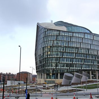 Noma development scheme in Manchester