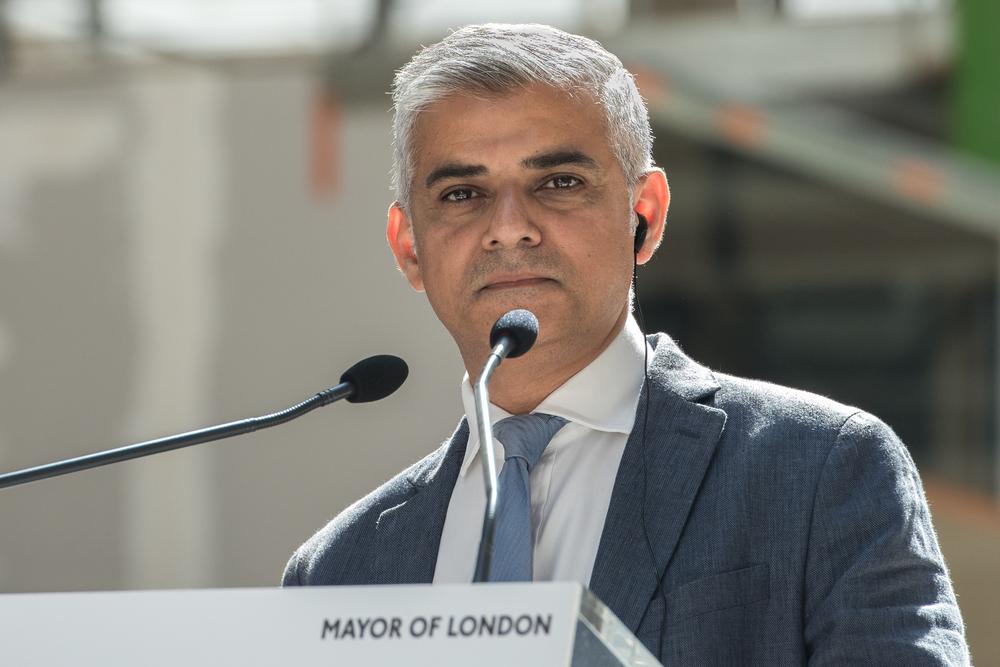 Mayor of London Sadiq Khan's Land Fund's first purchase