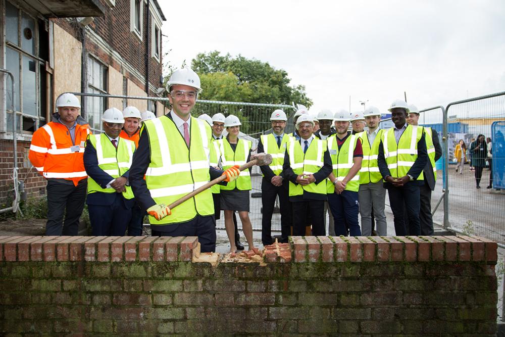 Old Oak and Park Royal regeneration development