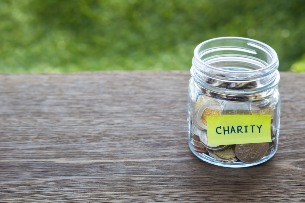 Charities missing out on Gift Aid